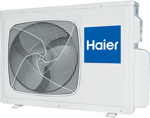 Настенная сплит система Haier Lightera DC Inverter AS09NS4ERA-W / 1U09BS3ERA